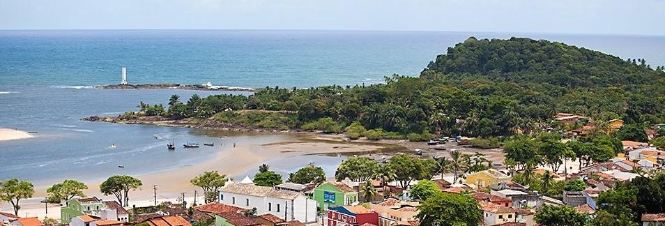 Itacaré Bahia fonte: www.bahiahomes.com.br