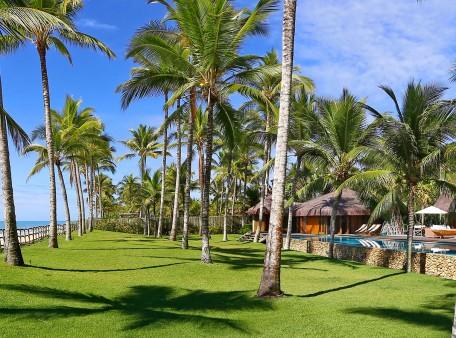 Luxuosa casa de praia